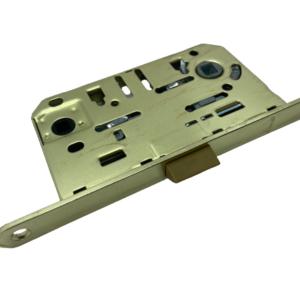 Дверной механизм пластиковый SD410 C-S GP золото.