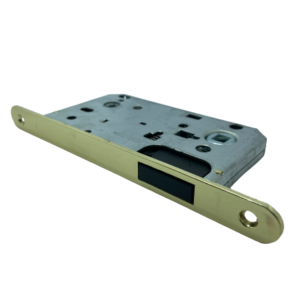 Дверной механизм магнитный CX9050B GP золото.