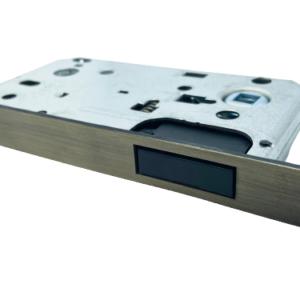 Дверной механизм магнитный CX9050B AB бронза.